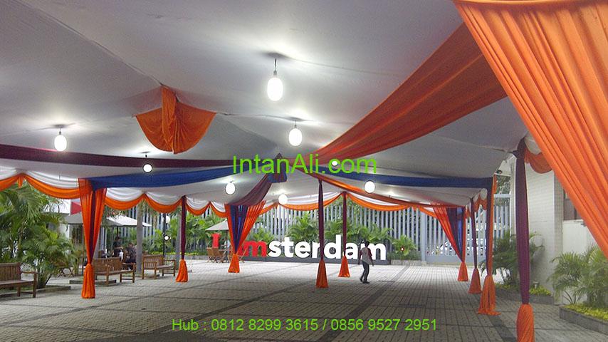 Tenda Semi Dekorasi | Sewa Tenda | Sewa Tenda JABODETABEK | Sewa Tenda Murah | Sewa Tenda VIP