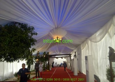 Tenda Dekorasi VIP 03