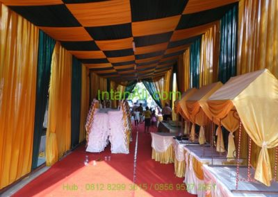 Tenda Dekorasi VIP 08