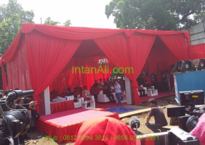 Tenda Dekorasi VIP 10