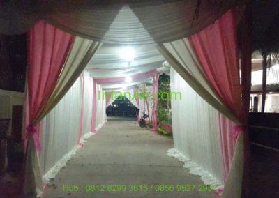 Tenda Dekorasi VIP 16