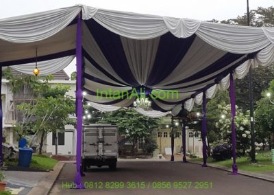 Tenda Dekorasi 20