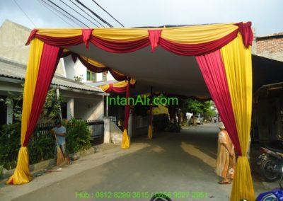 Tenda Semi Dekorasi 02