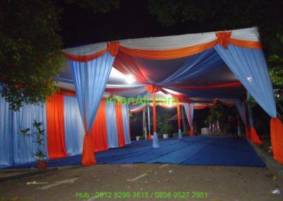 Tenda Semi Dekorasi 03