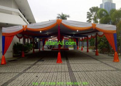 Tenda Semi Dekorasi 04