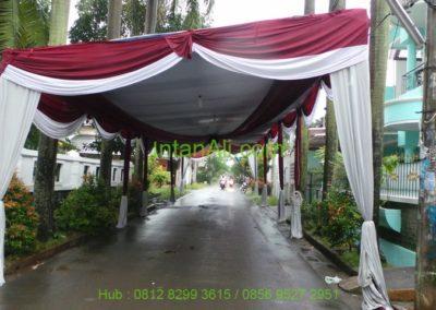 Tenda Semi Dekorasi 06