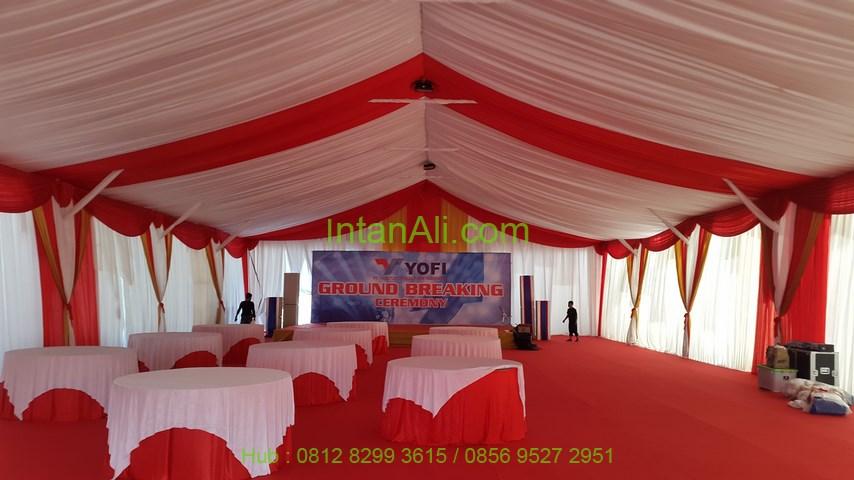 Tenda Roder Dekorasi VIP | Sewa Tenda | Sewa Tenda JABODETABEK | Sewa Tenda Murah | Sewa Tenda VIP